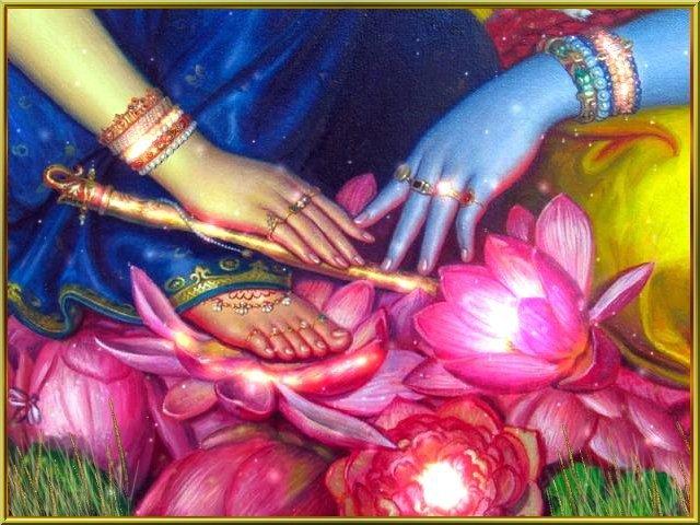 Image Courtesy: Art of Krishna Page Facebook