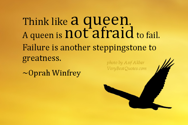 Inspirational Quotes About Overcoming Failure: Rayaprolu's Weblog