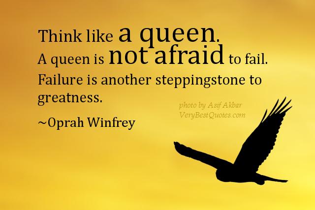 Quotes About Overcoming Failure: Rayaprolu's Weblog