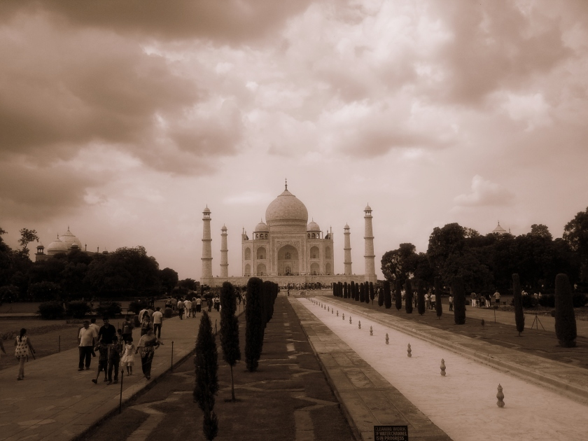 Taj Mahal Through My Lens
