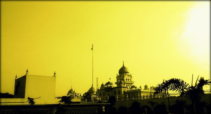 Gurdwara Bangla Sahib, Delhi