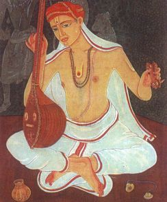 Image result for saint thyagaraja